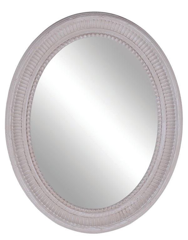 Grey-Oval